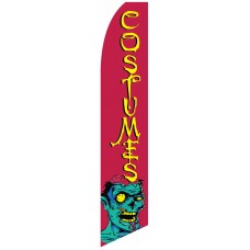 Costumes Zombie Swooper Flag