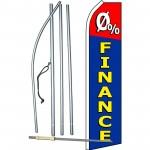 0 Percent Financing Swooper Flag Bundle