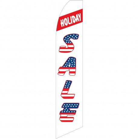 Holiday Sale USA Swooper Flag