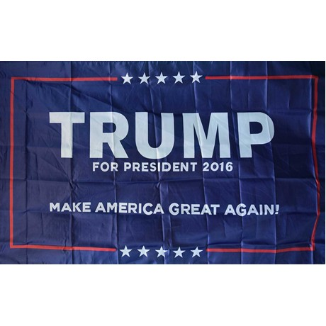 TRUMP USA  3' x 5' Polyester Flag