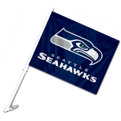 NFL Two Sided Car Flags