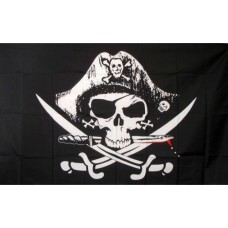 Skull / Crossbones Pirate Flags