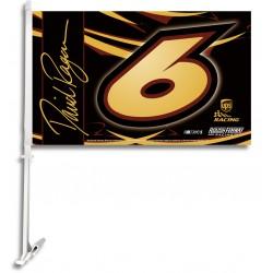 David Ragan Two Sided Car Flag