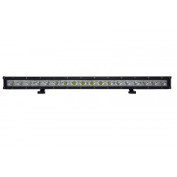 Single Row 120 watt/18,000 Lumen LED Light Bar