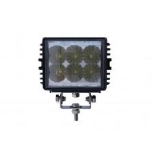 Double Row 18 watt/1350 Lumen LED Light Bar