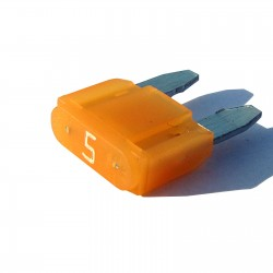 Intelligent 5 amp ASP Mini Blade Fuse