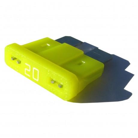 Intelligent 20 amp ATP Knife Blade Fuse
