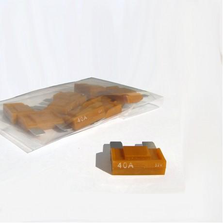 10 Pack-Intelligent 40 amp Maxi Blade Fuse