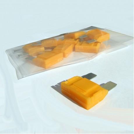 10 Pack-Intelligent 70 amp Maxi Blade Fuse