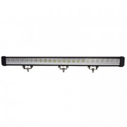 Single Row 72 watt/5400 Lumen LED Light Bar