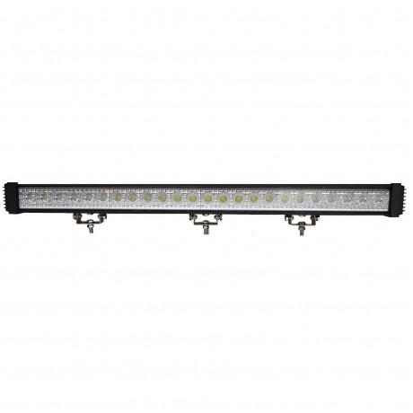 Single Row 72 watt/5400 Lumen LED Light Bar