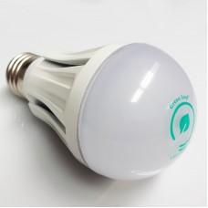 WARM WHITE 9 Watt (75 Watt Replacement) 2700K 800 Lumens