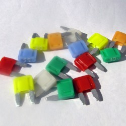 Intelligent 15 Pack ASP Mini Blade Fuse