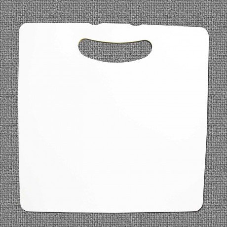Dry Erase Single Pocket Handle Classroom Board