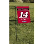 Tony Stewart Two Sided Garden Flag