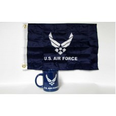 Air Force Blue Coffee Mug