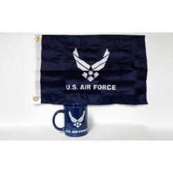 Air Force Blue Coffee Mug