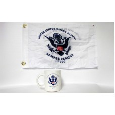 Coast Guard White Coffee Mug