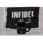 Infidel Black Coffee Mug