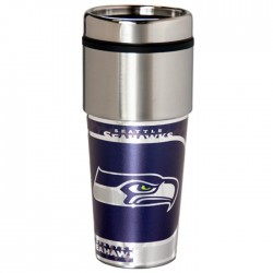 Seattle Seahawks Stainless Steel Tumbler Mug