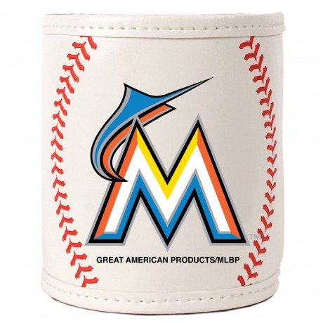 Miami Florida Marlins Can Koozie
