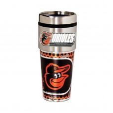 Baltimore Orioles Stainless Steel Tumbler Mug