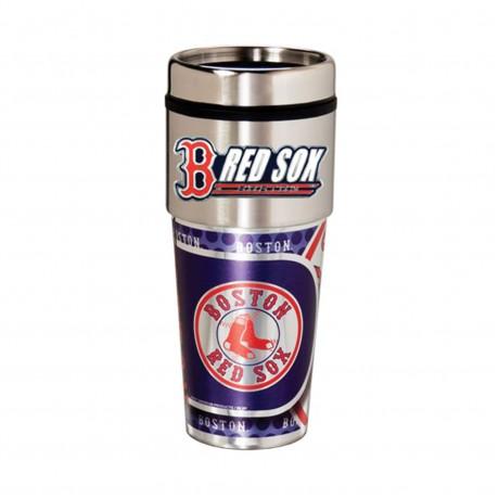 Boston Red Sox Stainless Steel Tumbler Mug