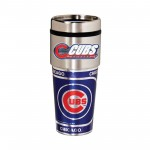Chicago Cubs Stainless Steel Tumbler Mug