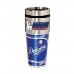 Los Angeles Dodgers Stainless Steel Tumbler Mug