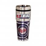Minnesota Twins Stainless Steel Tumbler Mug