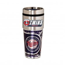 Minnesota Twins Stainless Steel Tumbler Mug