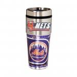 New York Mets Stainless Steel Tumbler Mug
