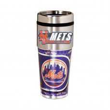New York Mets Stainless Steel Tumbler Mug