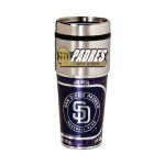 San Diego Padres Travel Mug 16oz Tumbler with Logo