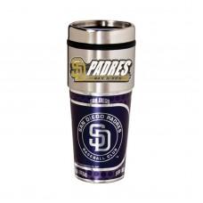 San Diego Padres Stainless Steel Tumbler Mug