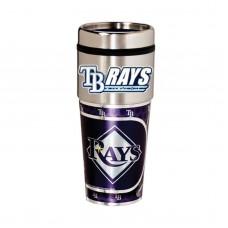 Tampa Bay Rays Stainless Steel Tumbler Mug