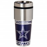 Dallas Cowboys Stainless Steel Tumbler Mug