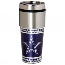 Dallas Cowboys Stainless Steel Tumbler Mug