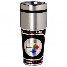 Pittsburgh Steelers Stainless Steel Tumbler Mug