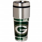 Green Bay Packers Stainless Steel Tumbler Mug