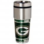 Green Bay Packers Stainless Steel Tumbler Mug