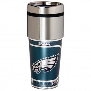 Philadelphia Eagles Stainless Steel Tumbler Mug