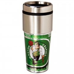 Boston Celtics Stainless Steel Tumbler Mug
