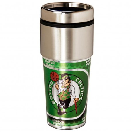 Boston Celtics Stainless Steel Tumbler Mug