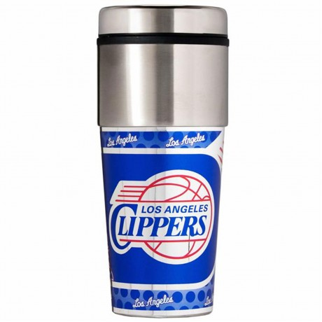 Los Angeles Clippers Stainless Steel Tumbler Mug
