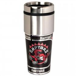 Toronto Raptors Stainless Steel Tumbler Mug