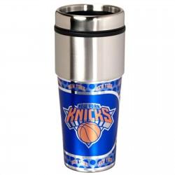 New York Knicks Stainless Steel Tumbler Mug