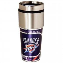 Oklahoma City Thunders Stainless Steel Tumbler Mug