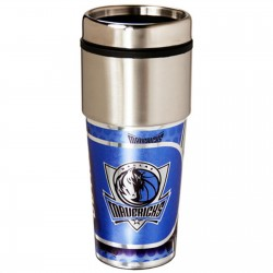 Dallas Mavericks Stainless Steel Tumbler Mug