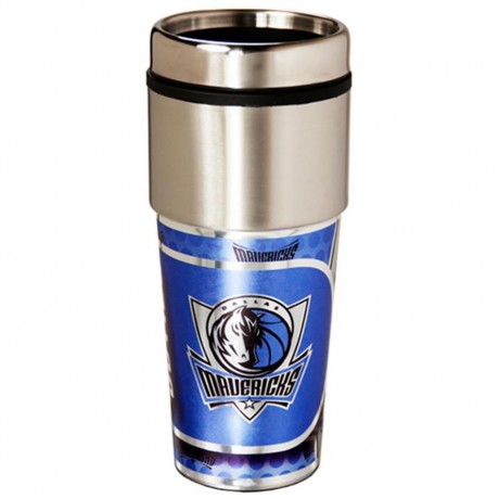 Dallas Mavericks Stainless Steel Tumbler Mug